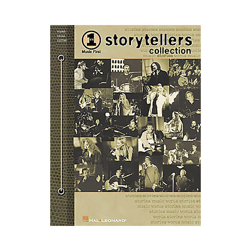 Hal Leonard VH1 Storytellers Collection Piano, Vocal, Guitar Songbook