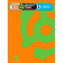 Hal Leonard VH1's 100 Greatest Songs Of Rock & Roll Cello (Book Only)