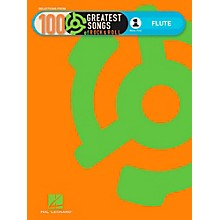 Hal Leonard VH1's 100 Greatest Songs Of Rock & Roll Flute (Book Only)