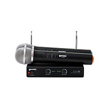 Open Box Gemini VHF-02M Dual Handheld Wireless System