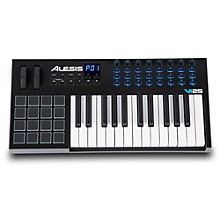 Open Box Alesis VI25 25 Key Keyboard Controller