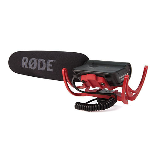 Rode VIDEOMIC Directional On-Camera Microphone Condition 1 - Mint