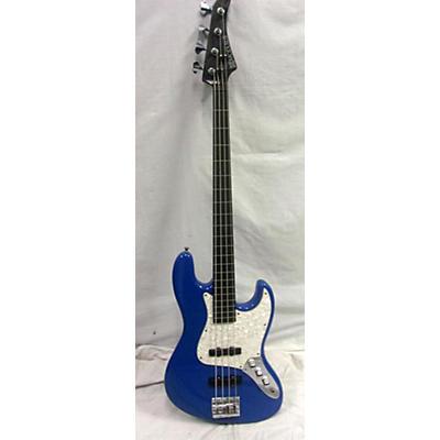 Modulus Guitars VJ Bass Electric Bass Guitar