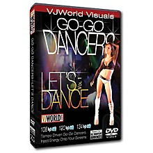 Global Creative Group VJ World Visuals - Go-Go Dancers DVD Series DVD