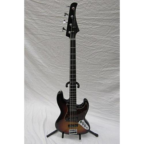 Modulus Guitars VJ4 Electric Bass Guitar Sunburst