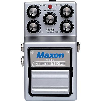 Maxon VJR9 Vintage Jet Riser Flanger Guitar Effects Pedal