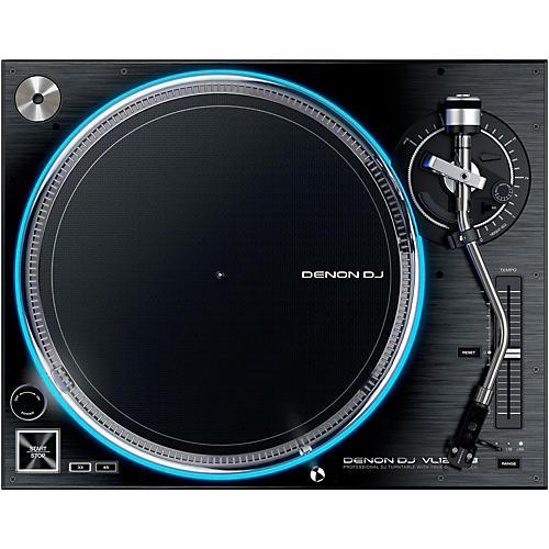 Denon DJ VL12 Prime Professional DJ Turntable Condition 1 - Mint