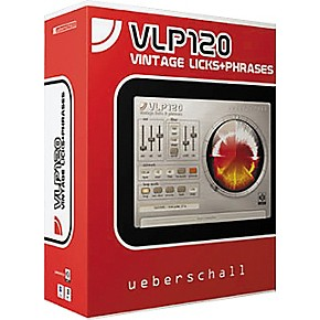 Ueberschall VLP120 Vintage Licks and Phrases