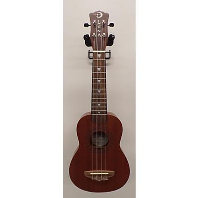Luna Guitars VM Soprano Ukuleles Ukulele