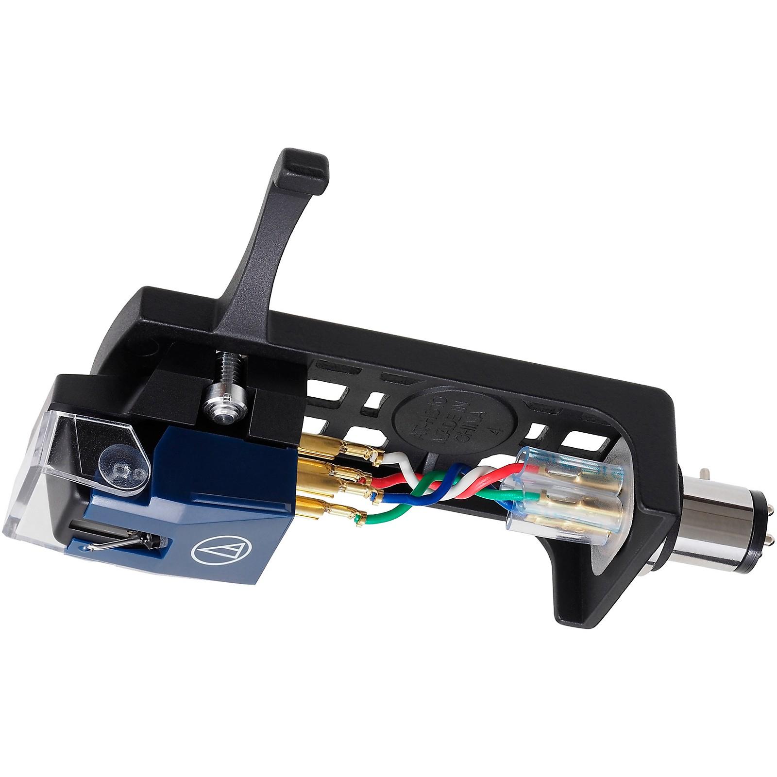 Audio-Technica VM520EB/H Headshell/Cartridge Combo Kit