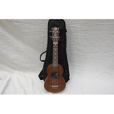 Luna Guitars VMS SOPRANO Ukulele