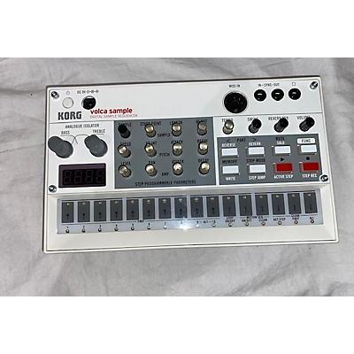 Korg VOLCA SAMPLE Synthesizer