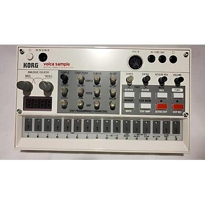 Korg VOLCA SAMPLER Production Controller