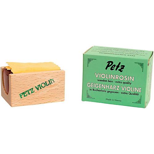 Petz VP-053V Beech Wood Pack Violin and Viola Rosin