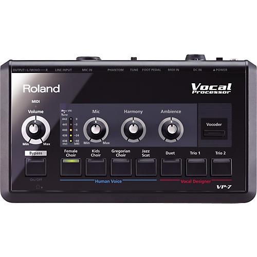roland vp 7 vocal processor musician 39 s friend. Black Bedroom Furniture Sets. Home Design Ideas