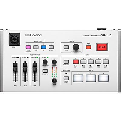 Roland VR-1HD AV Streaming Mixer Switcher