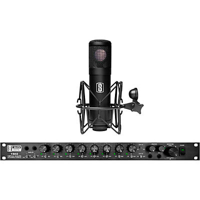 Slate Digital VRS-8 Thunderbolt Audio Interface With Free ML-1 Large-Diaphragm Modeling Microphone