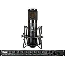 Slate Digital VRS8 Thunderbolt Audio Interface and ML-1 Large-Diaphragm Modeling Microphone
