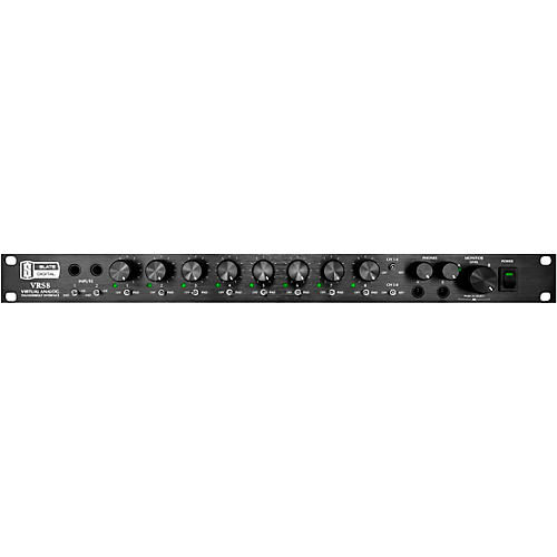 Slate Digital VRS8 Thunderbolt Audio interface with 8 Mic Preamps