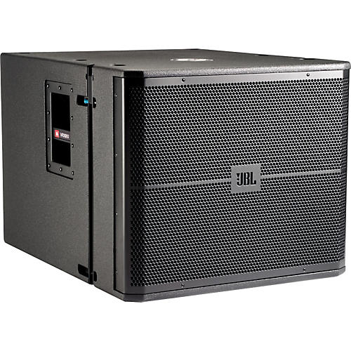 jbl vrx918s 18 high power passive flying subwoofer black. Black Bedroom Furniture Sets. Home Design Ideas