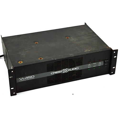 VS450 Power Amp