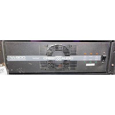 Crest Audio VS900 Power Amp