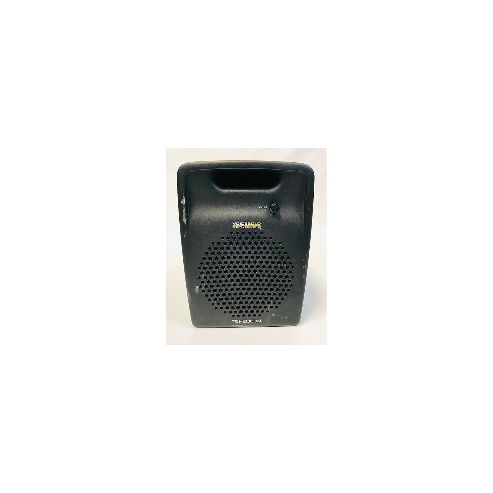 TC Helicon VSM200P Unpowered Speaker