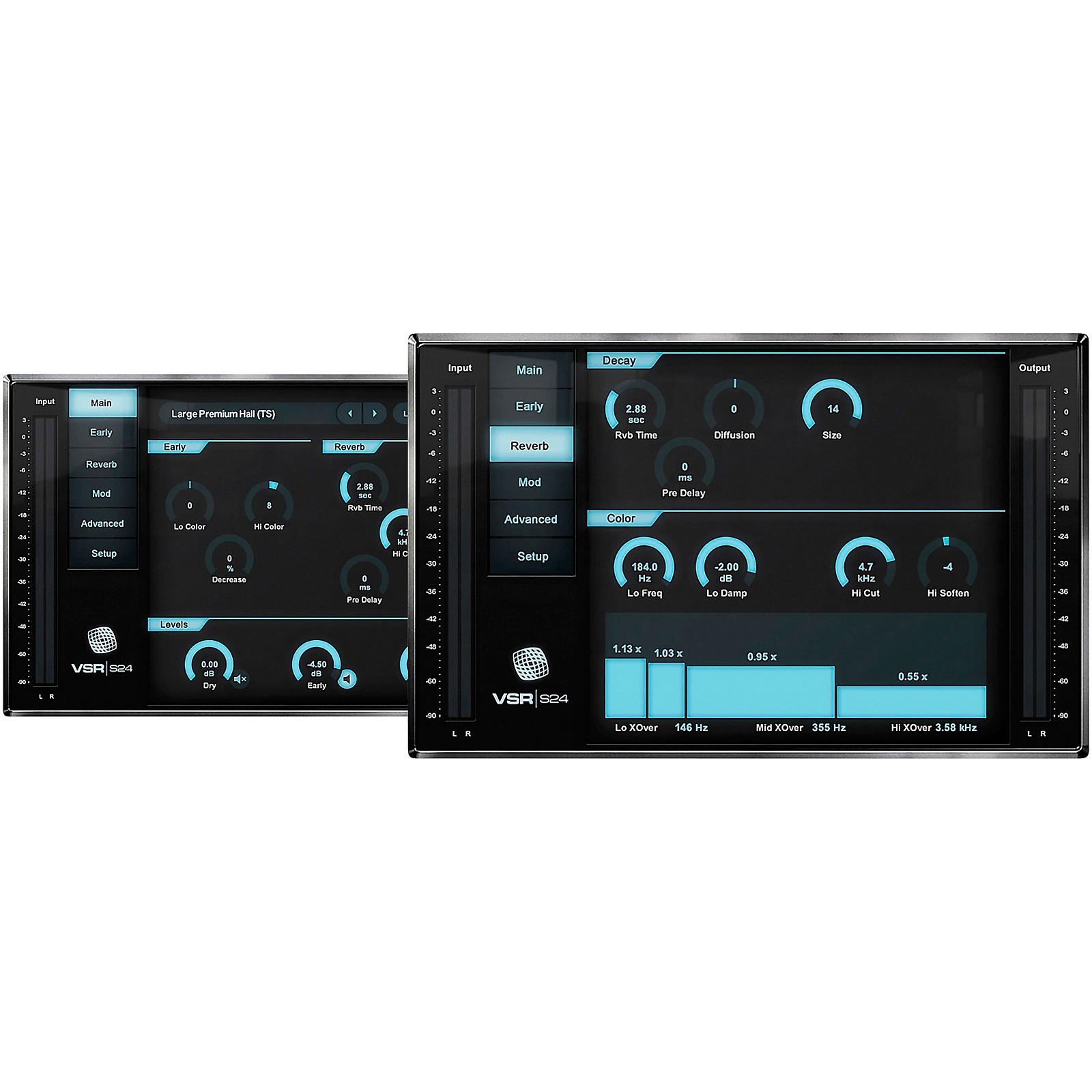 RELAB VSR S24 Reverb (Software Download)