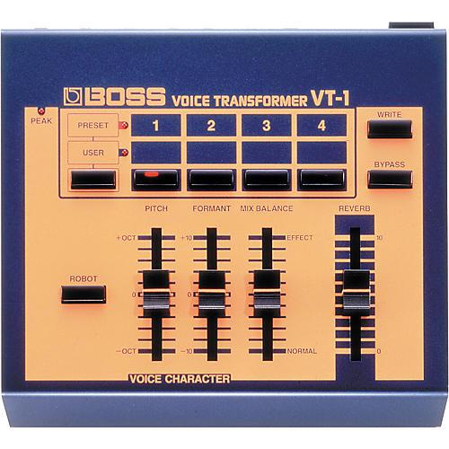 Boss VT-1 Voice Transformer