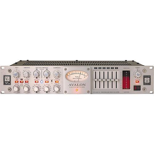 Avalon VT-747SP Stereo Compressor EQ