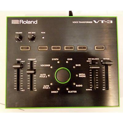 Roland VT3 Multi Effects Processor