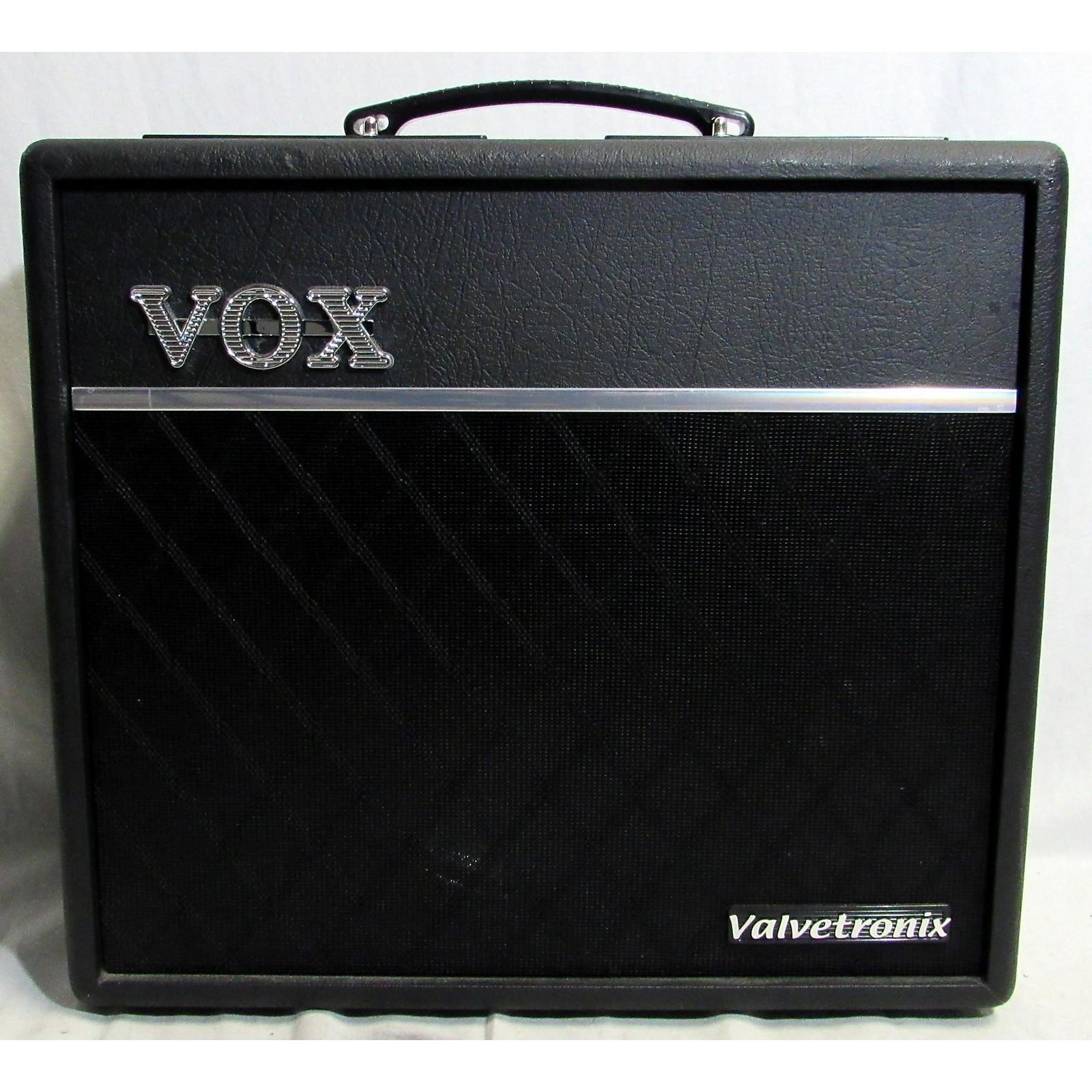 Vox VT40Plus Valvetronix 1x10 40W Guitar Combo Amp