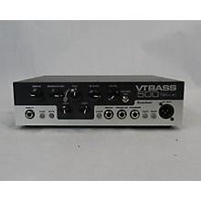 Tech 21 VTB500 Bass Amp Head