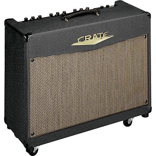 Crate VTX Series VTX200S 2 x 100W 2x12 Guitar Combo Amp