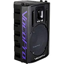 """Open BoxVocoPro VX-12 500W 12"""" Karaoke Vocal Powered Speaker"""