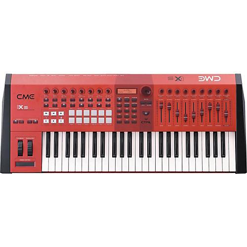 cme vx 5 intelligent keyboard midi controller musician 39 s friend. Black Bedroom Furniture Sets. Home Design Ideas