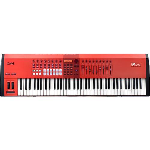 cme vx 70 intelligent keyboard controller musician 39 s friend. Black Bedroom Furniture Sets. Home Design Ideas