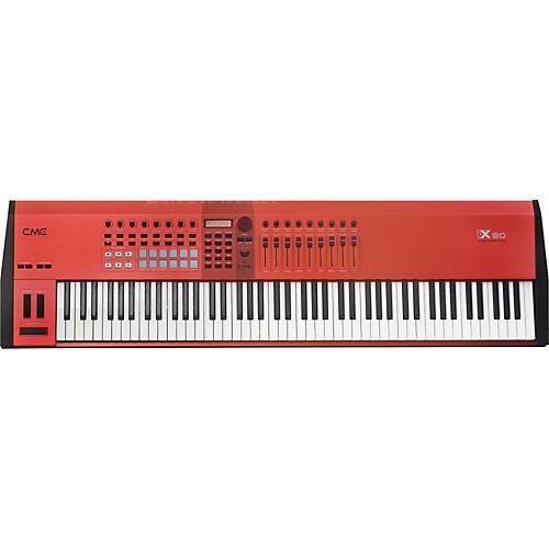 cme vx 80 intelligent keyboard controller musician 39 s friend. Black Bedroom Furniture Sets. Home Design Ideas