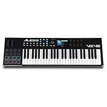 Open Box Alesis VX49 49-Key Keyboard Controller