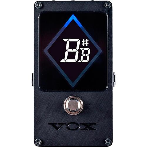 Vox VXT-1 Strobe Pedal Tuner Black