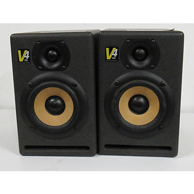 KRK VXT4 Pair Powered Monitor
