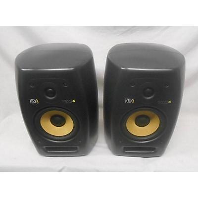 KRK VXT6 Pair Powered Monitor