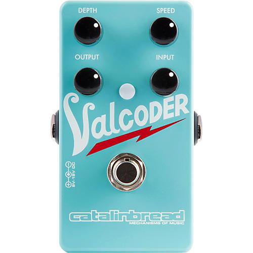 Catalinbread Valcoder Tremolo Guitar Effects Pedal