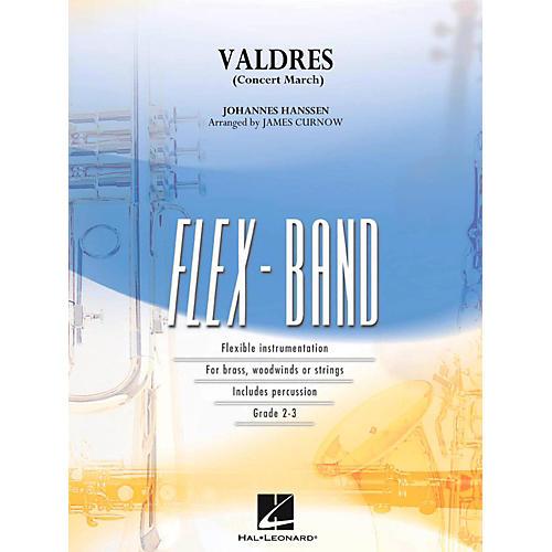 Hal Leonard Valdres (Concert March) FlexBand Concert Band Series Level 2 - 3