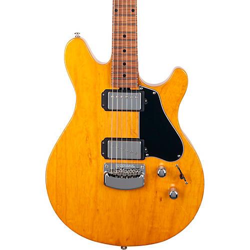 Ernie Ball Music Man Valentine Standard Electric Guitar Classic Natural