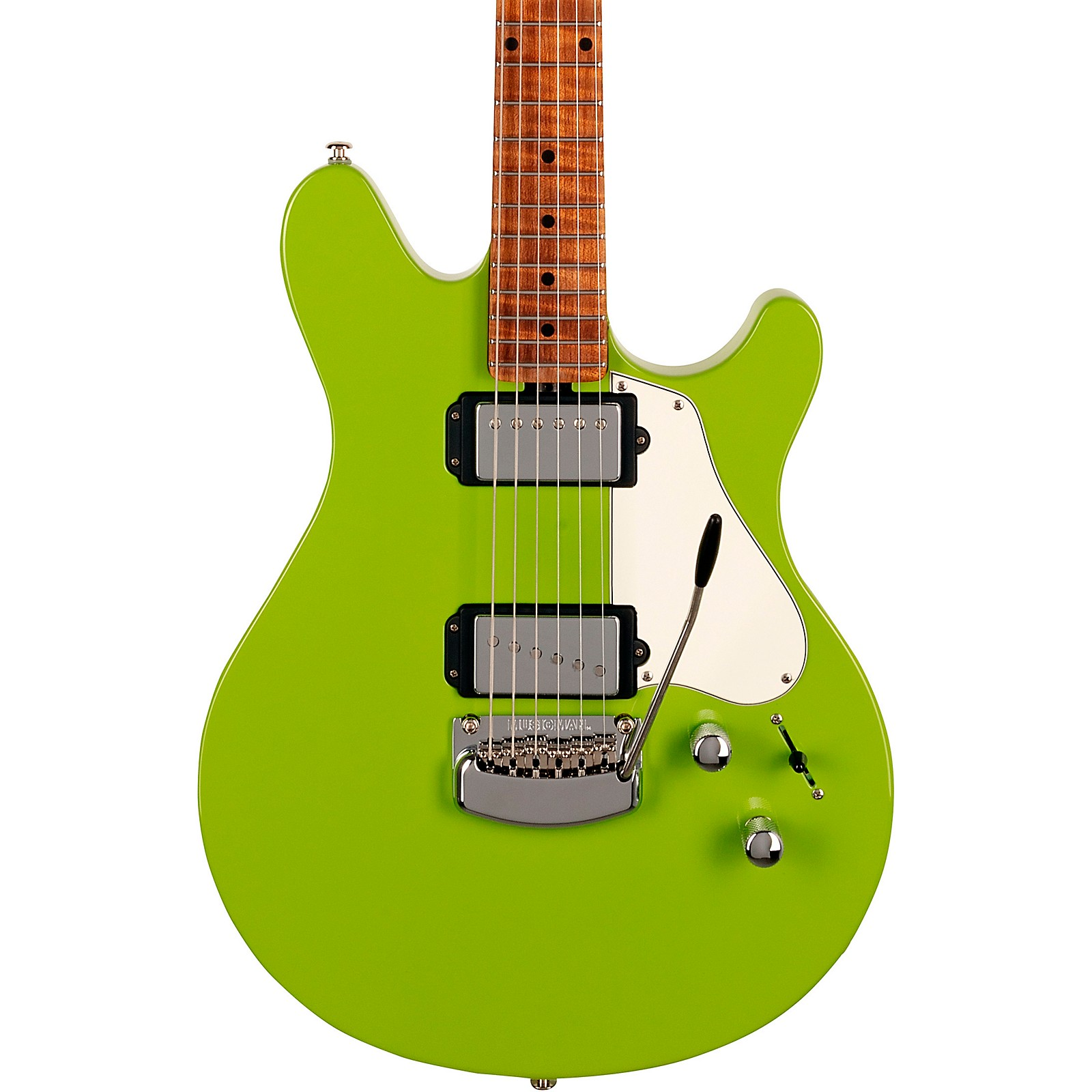 Ernie Ball Music Man Valentine Trem Electric Guitar