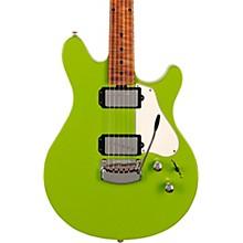 Valentine Trem Electric Guitar Liberta Green