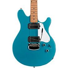 Valentine Trem Electric Guitar Toluca Lake Blue