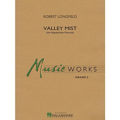 Hal Leonard Valley Mist (An Appalachian Portrait) - Music Works Series Grade 2