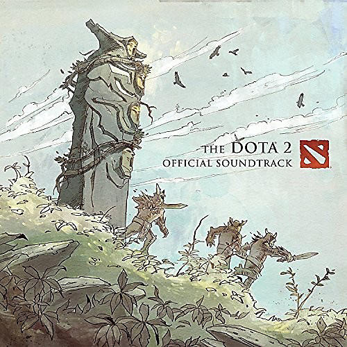 Alliance Valve Studio Orchestra - Dota 2/The Official Soundtrack